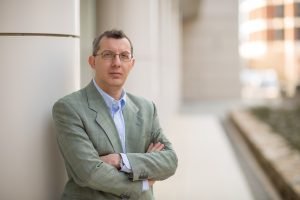 Gianpietro Dotti is the Director of the Cancer Cellular Immunotherapy Program at UNC Lineberger.