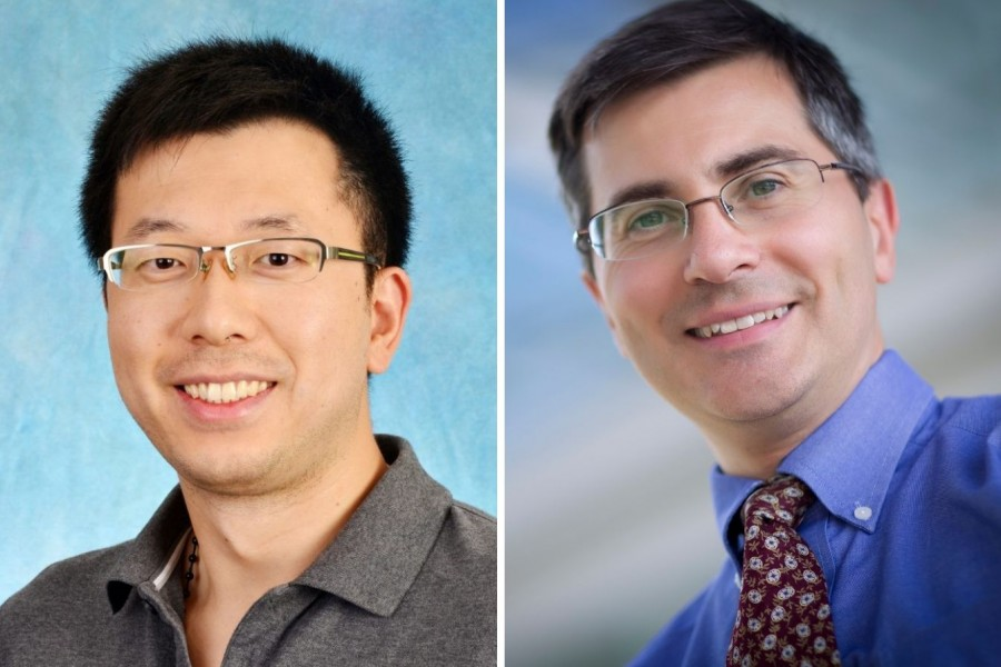 Pengda Liu and Ian Davis