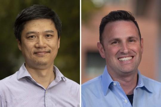Greg Wang and Douglas Phanstiel