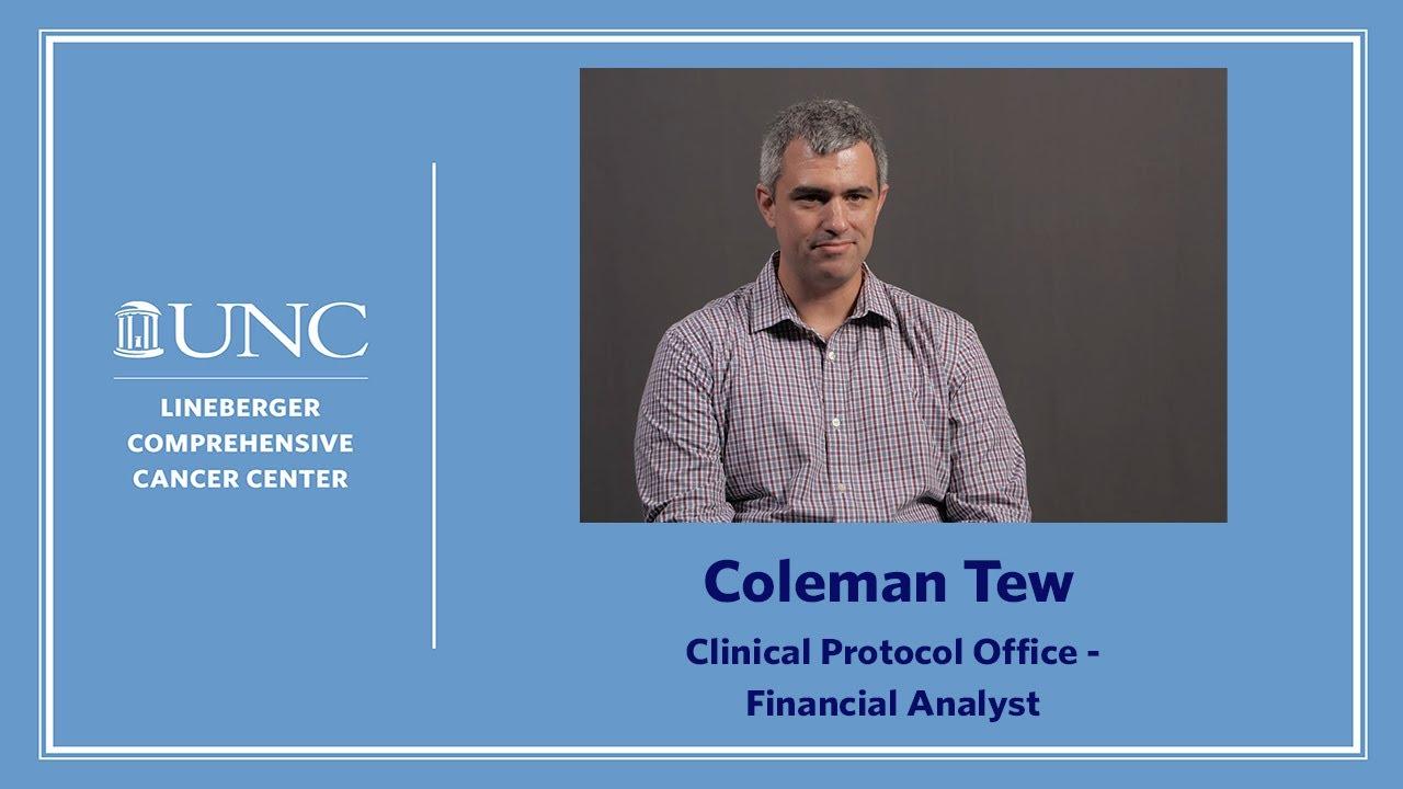 Financial Analyst - Coleman Tew