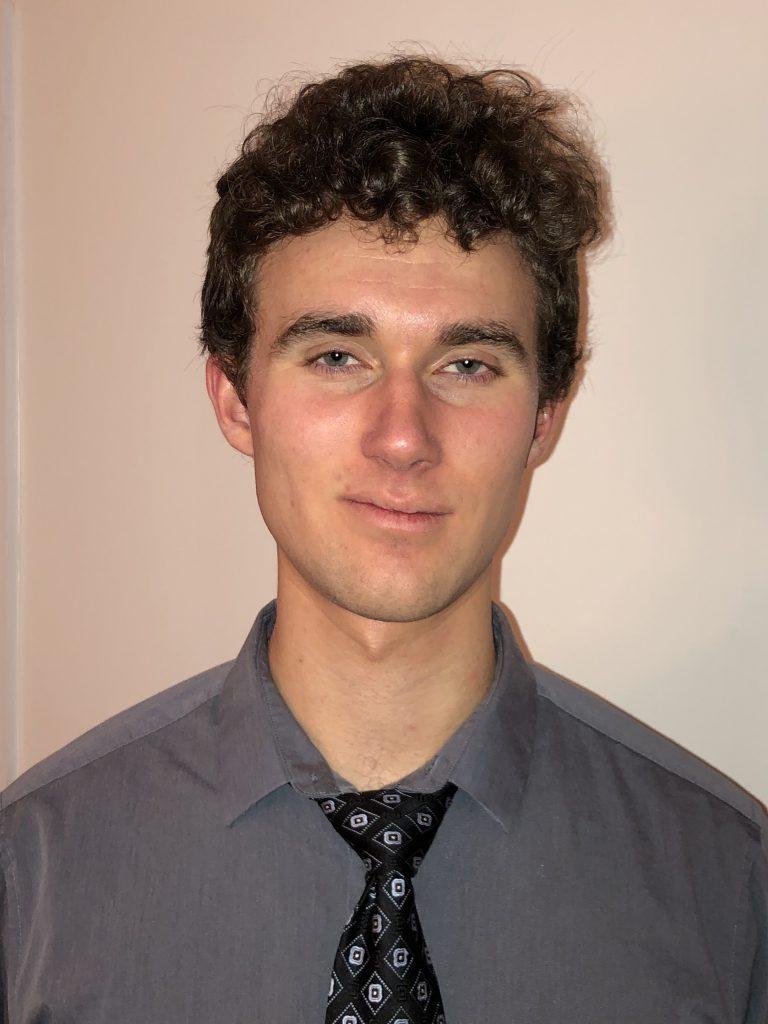 David Westrom headshot