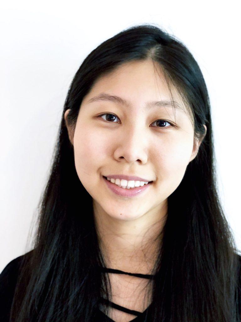 Headshot of Sarah Tian